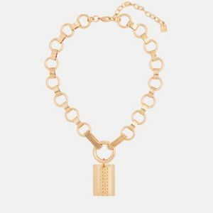 Dannijo Elisa Gold Necklace - Box of Style